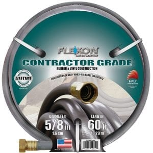 Professional Contractor Garden Hoses