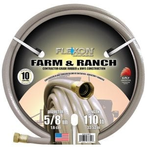 Professional Farm & Ranch Garden Hoses