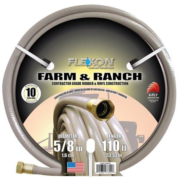 Professional Farm & Ranch Garden Hoses