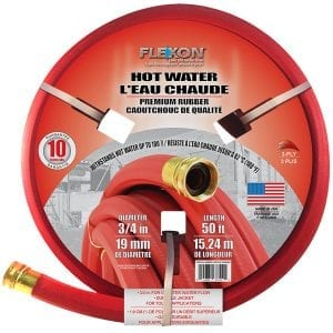 Professional Hot Water Garden Hoses