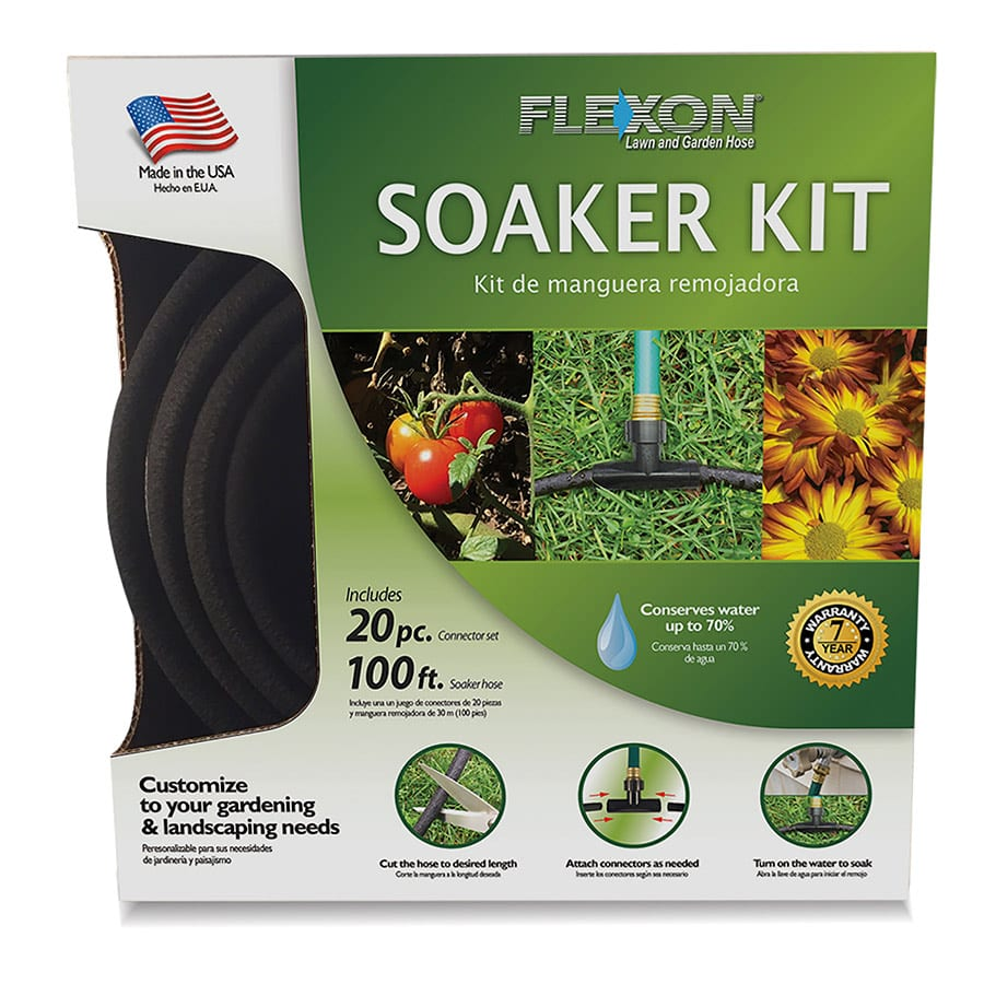 Soaker Kit
