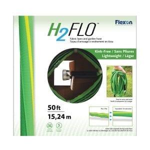 H2FLO - Flexon Fabric Lawn & Garden Hose