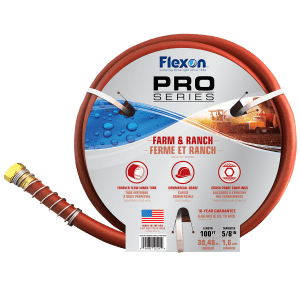 Commercial Grade Farm and Ranch Water Hose