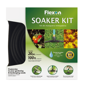 Garden Water Hose Soaker Kit